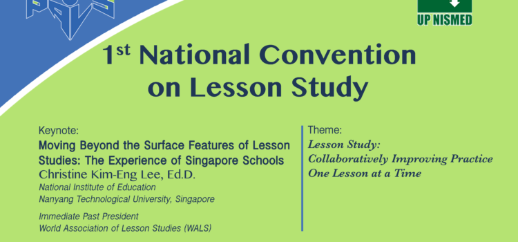 Lesson Study Convention