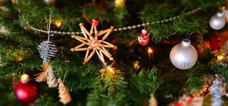 Christmas Cheer for Blind Students