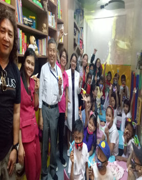 PHILAJAMES-Mindanao Spreads Cheer and Hope